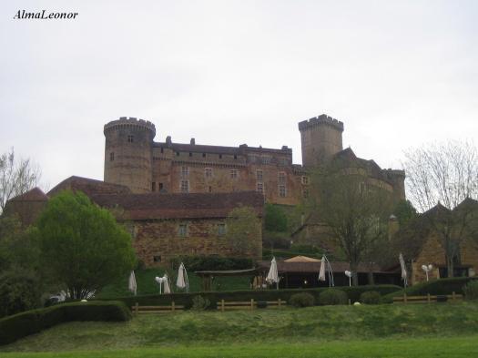Castillo de Castelnau-Bretenoux