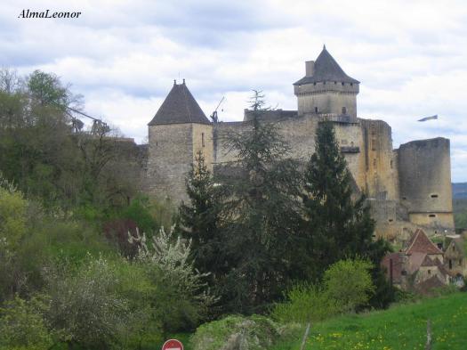 Castillo de Castelnaud-la-Chapelle