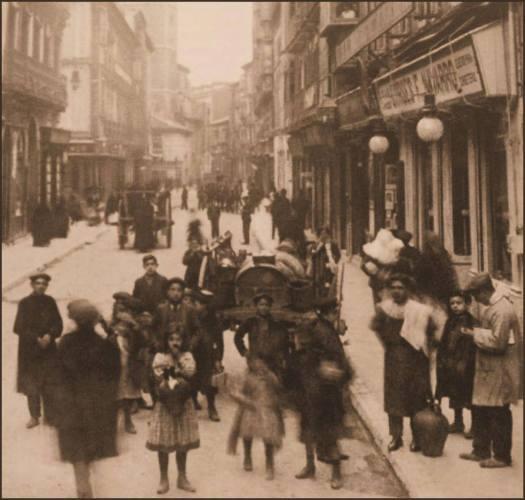 Calle Santiago_Pasa por Valladolid