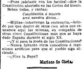 El Imparcial 19 Marzo 1912