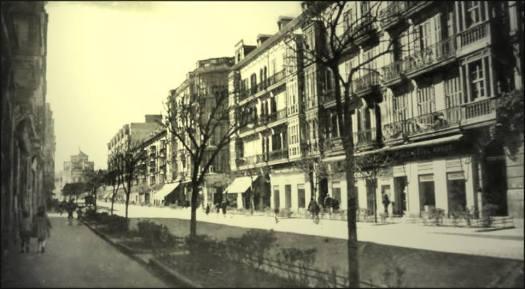 Calle Miguel Iscar, Pasa por Valladolid