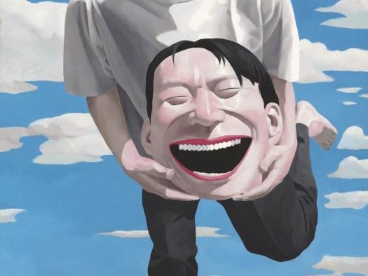yue-minjun-untitled-sky-1994_a4-e1351681180708