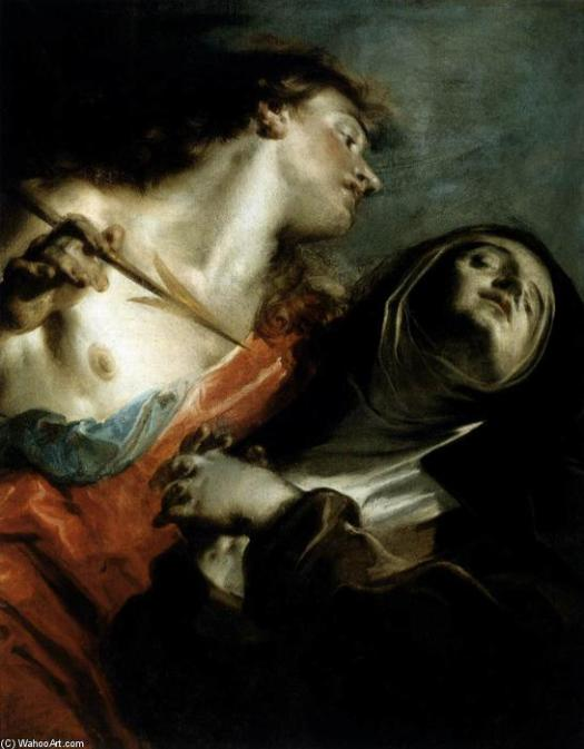 Giuseppe-Bazzani-The-Ecstasy-of-St-Therese-2-