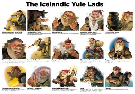 Icelandic-Yule-Lads