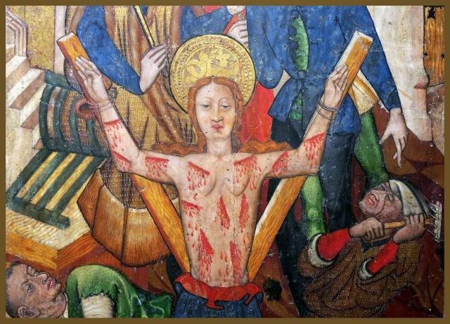 1398 18 Sta Eulalia-Mtro de Villamediana S XV-Mus Diocesano Palencia
