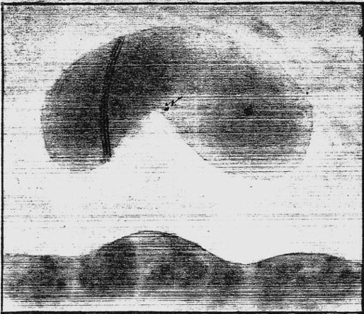 aurora boreal barcelona 1839