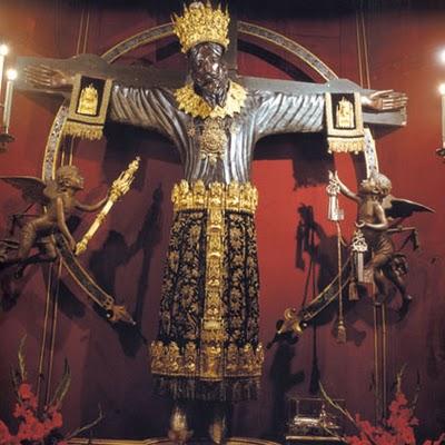 Cristo de Lucca