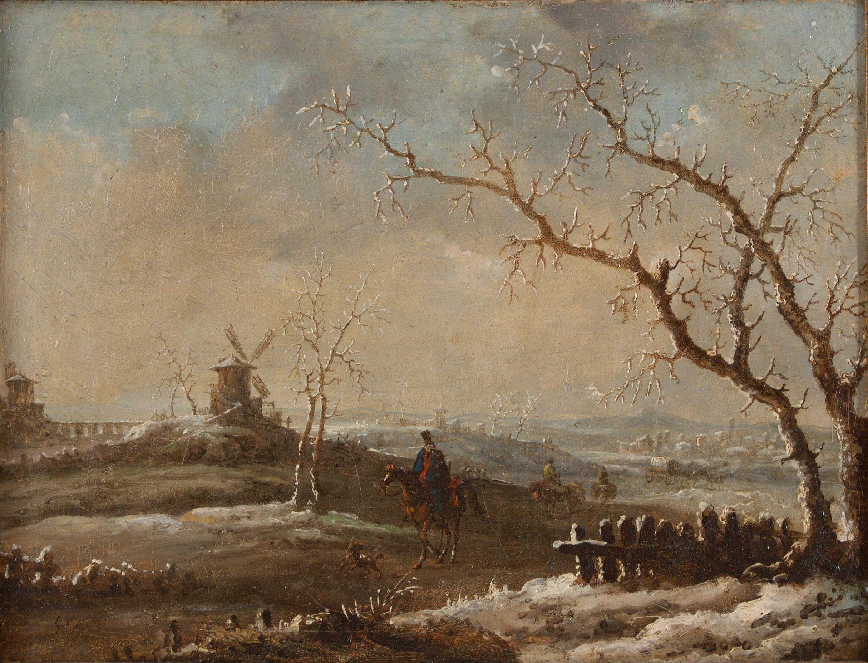 genaro perez de villaamil. Invierno 1828