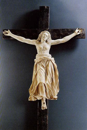 IMAGEM DE SANTA JULIA en su iglesia de Brescia