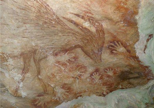 Nuevas-pinturas-rupestres-Indonesia