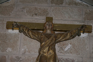 Santa Librada siglo XVII en catedral de siguenza