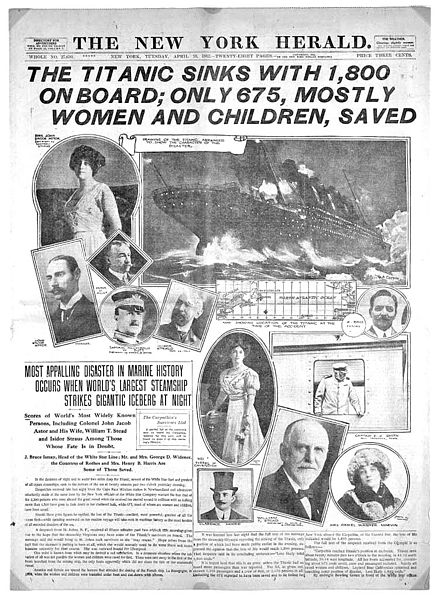 440px-Titanic-New_York_Herald_front_page