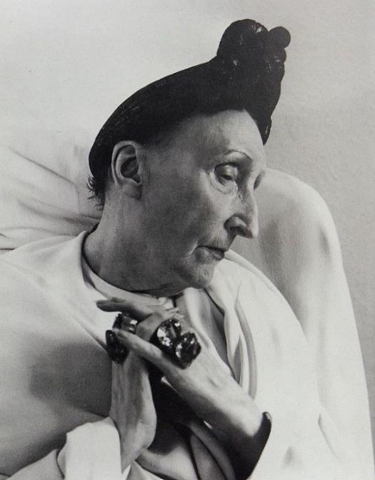 1962, las fotografías tomadas por su 75 cumpleaños