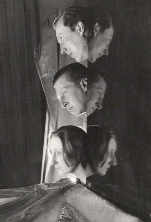 by Cecil Beaton, vintage bromide print, 1927