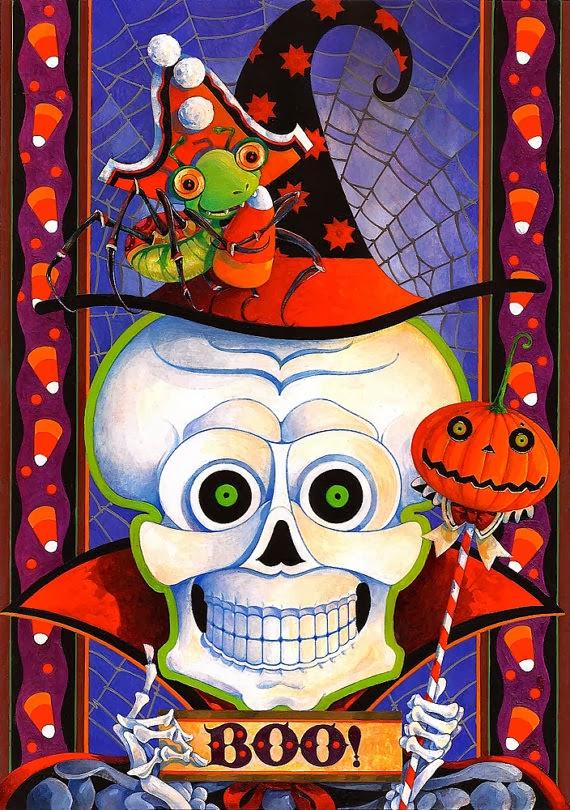 Skull_David Galchu