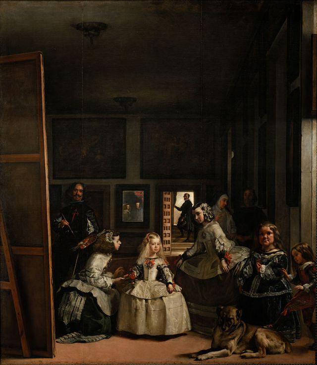 Las_Meninas_by_Diego_Velázquez