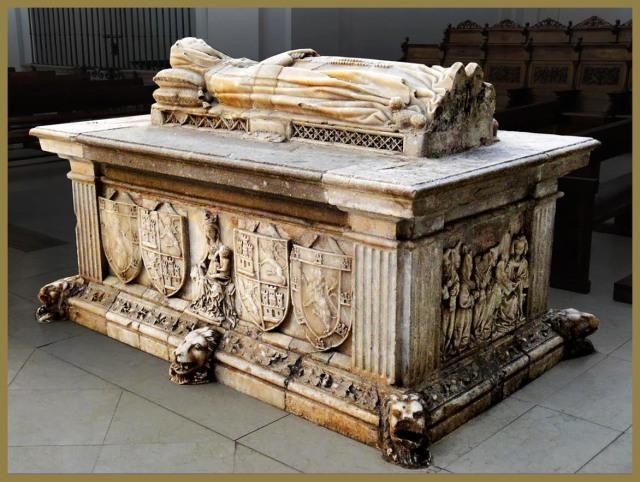 998 2 Sepulcro Maria de Molina-Mº Huelgas Reales-Valladolid
