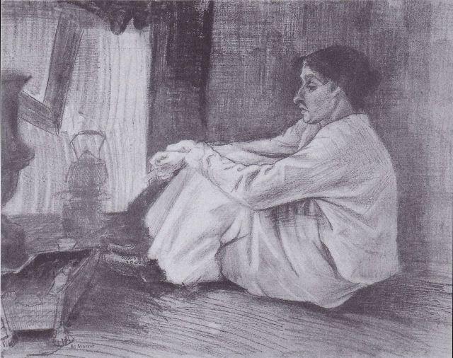 1280px-Van_Gogh_-_Sien_mit_Zigarre,_am_Boden_neben_der_Feuerstelle_sitzend