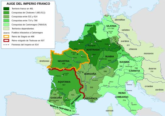 Frankish_Empire_481_to_814-es.svg