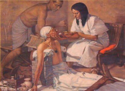 Resultado de imagen de dentistas en la antiguedad
