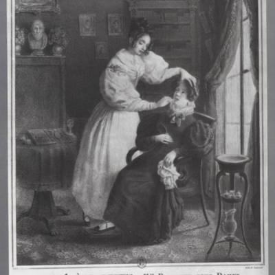Mlle. Helene Purkis, dentiste pour dames