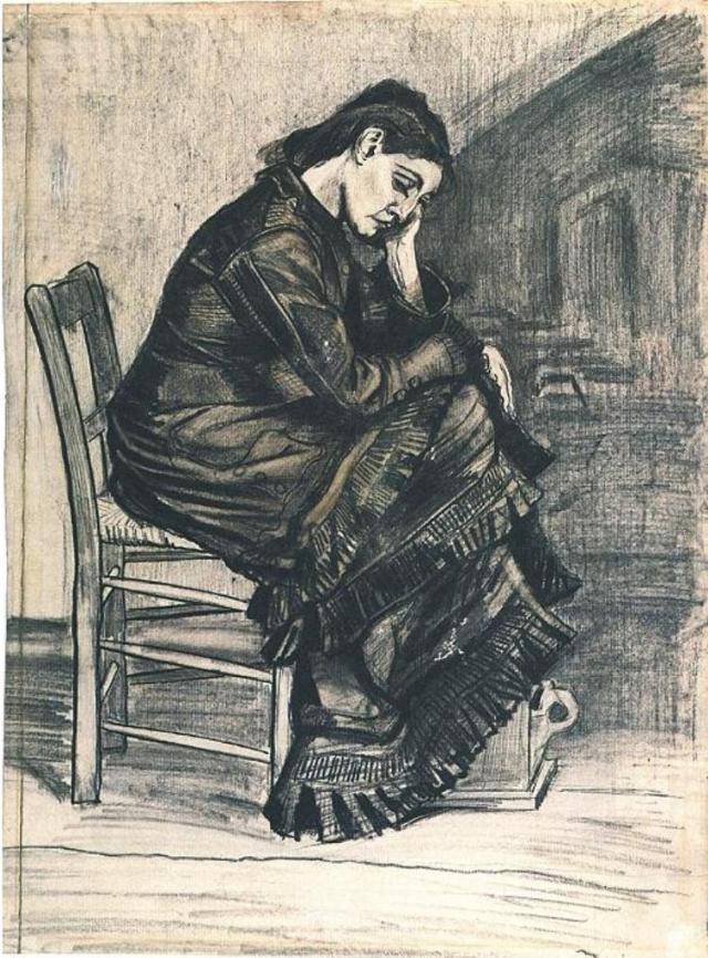 Woman_Mourning_F935_Vincent_van_Gogh