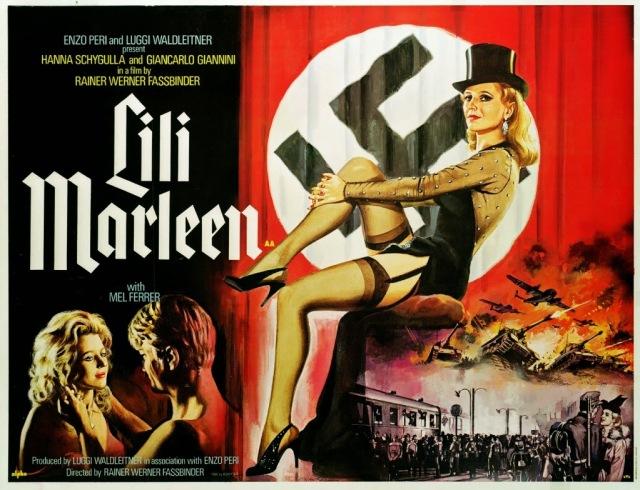 Lili Marleen poster