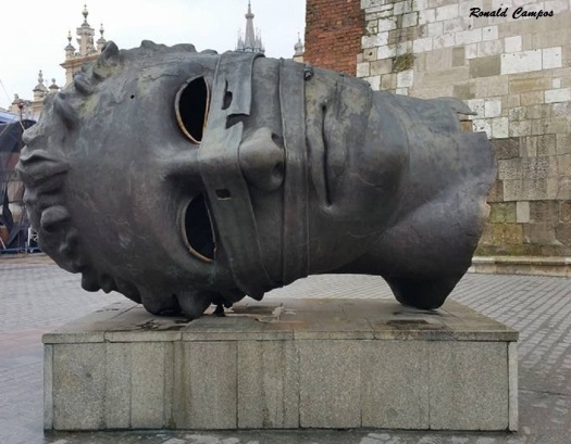 Monumento a Eros (Amor ciego)_Ronald