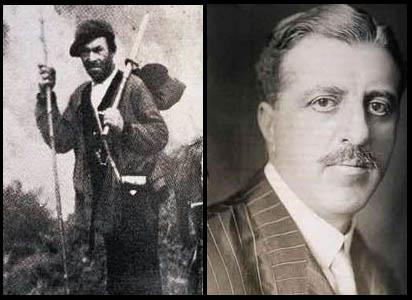 Cainejo y Pedro Pidal