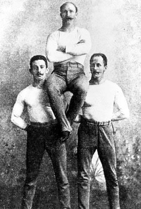 Schuhmann, Flatow, y Weingärtner.