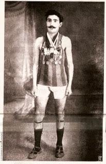 1912 Francisco Lazaro