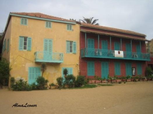 579 Isla de Gorée