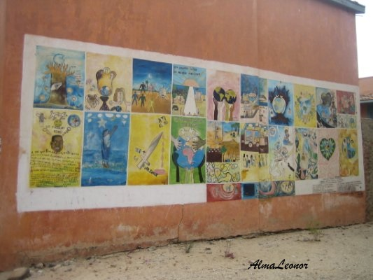 582 Isla de Gorée