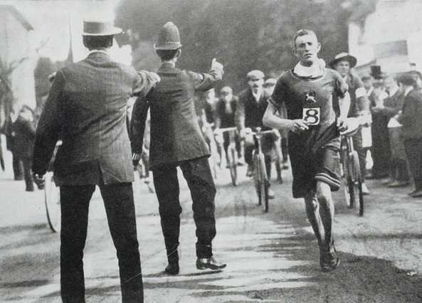 Charles Hefferon, South Africa's first silver medal winner