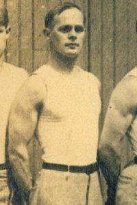 George Eyser en 1908.