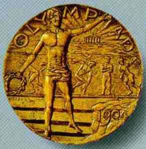juegos-olimpicos-1904-San-luis-USA-Moneda