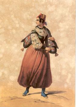 mujer vallisoletana_jaquin diaz_nº 54 1842-48