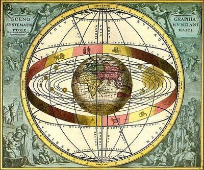 Sistema geocéntrico de Ptolomeo