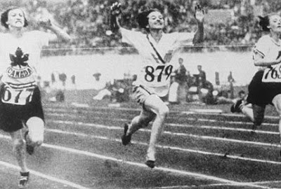 betty-robinson-04Atletismo (100 m) JJOO Amsterdam 1928