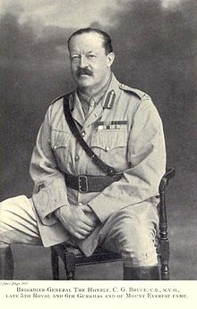 Charles Granville Bruce