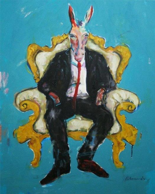 Fadi Al Hamwi - Syrian Artist