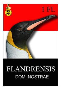 Flandrensispostzegel