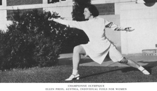Olympics 1932 WF Ellen Preis 2