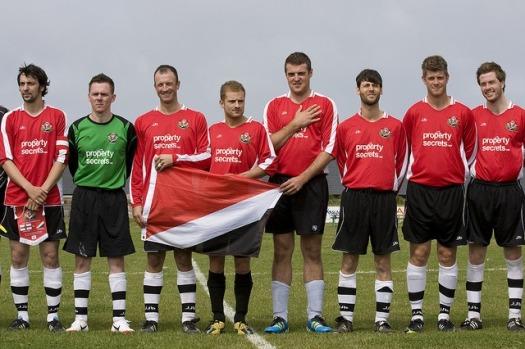 selección de futbol de sealand