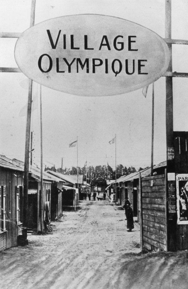 Villa Olímpica de París 1924.