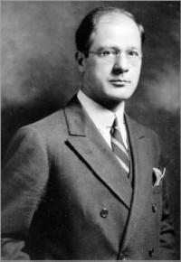 Avery Brundage (USA) - 5º Presidente del Comité Internacional Olímpico