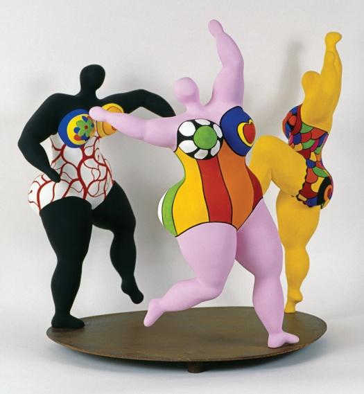 Les Trois Grâces, 1994