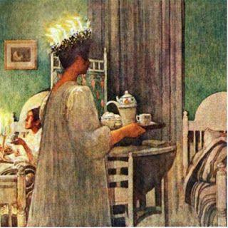 Carl Larsson (1853-1919) pintor y diseñador sueco.