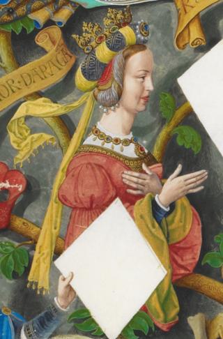 Reina Leonor Urraca. Biblioteca Británica