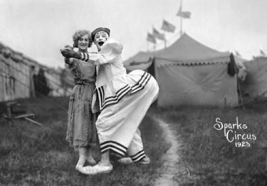 """Imagen """"Circus Vintage"""", de la página Cultura Inquieta"""